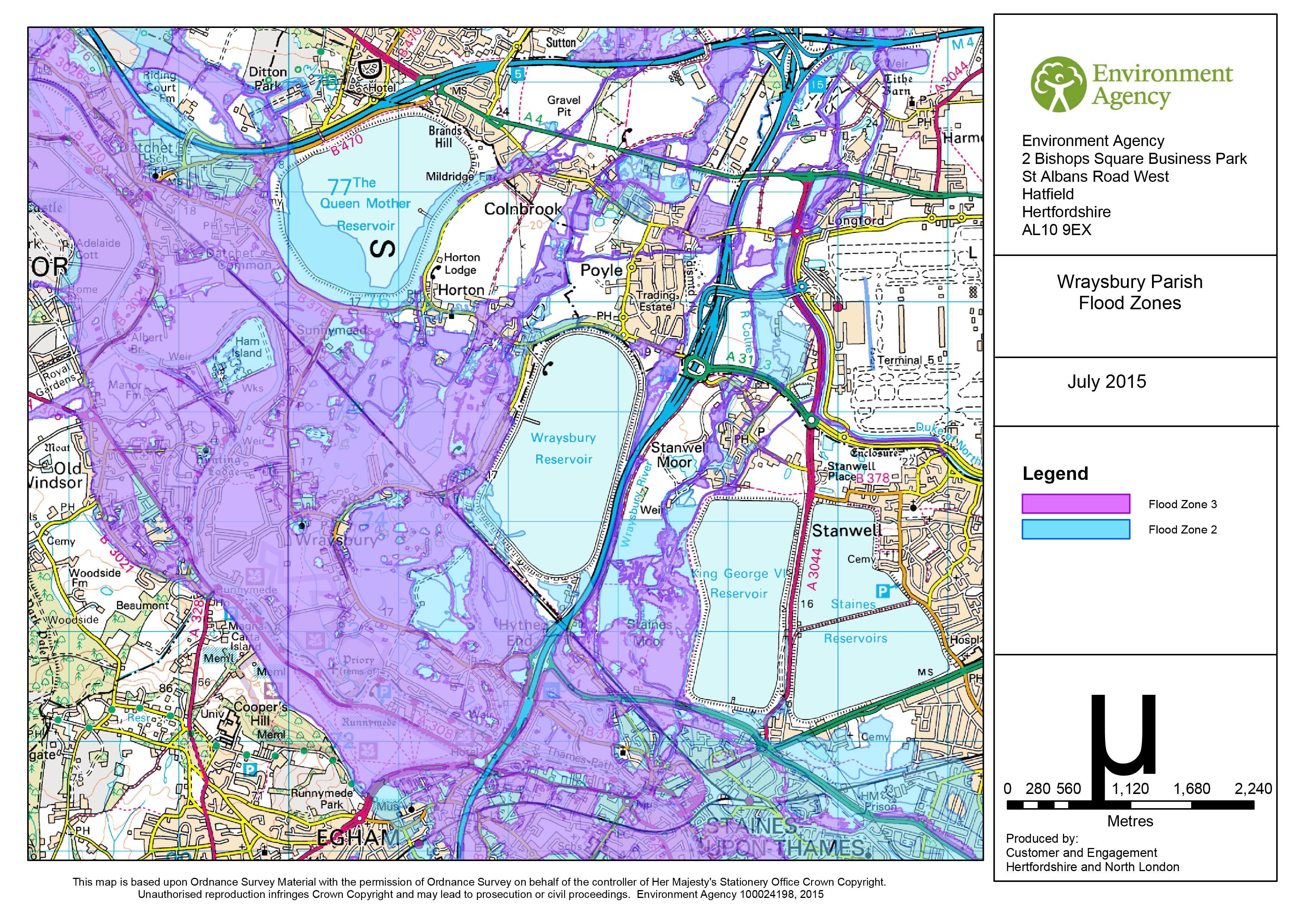 wraysbury flood plain