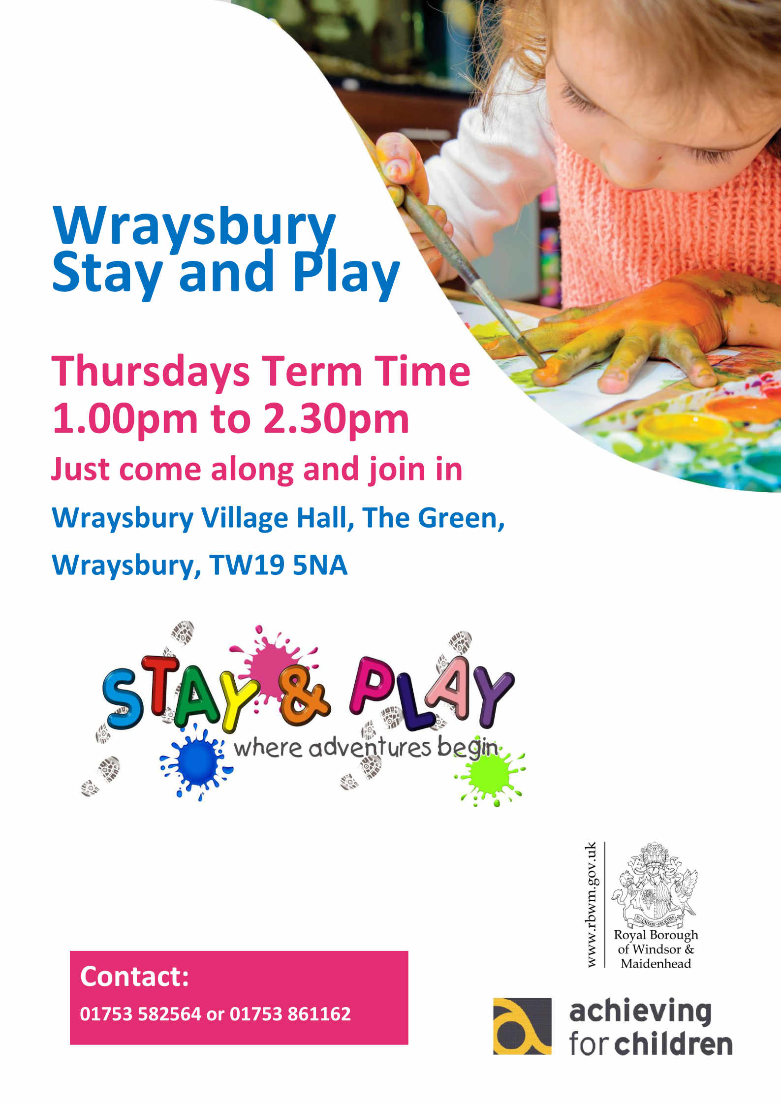 Wraysbury Stay And Play